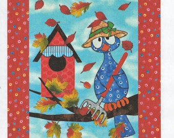 Fall for All - Pattern - Out on a Limb Series by Desiree's Designs