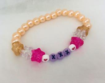 Straight Edge bracelet
