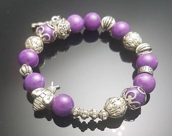need key Bracelet#2 / jade