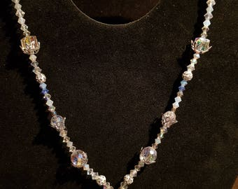 Lovely Swarovski Crystal Necklace
