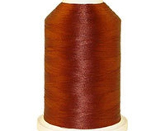 Pacesetter Embroidery Thread- Browns