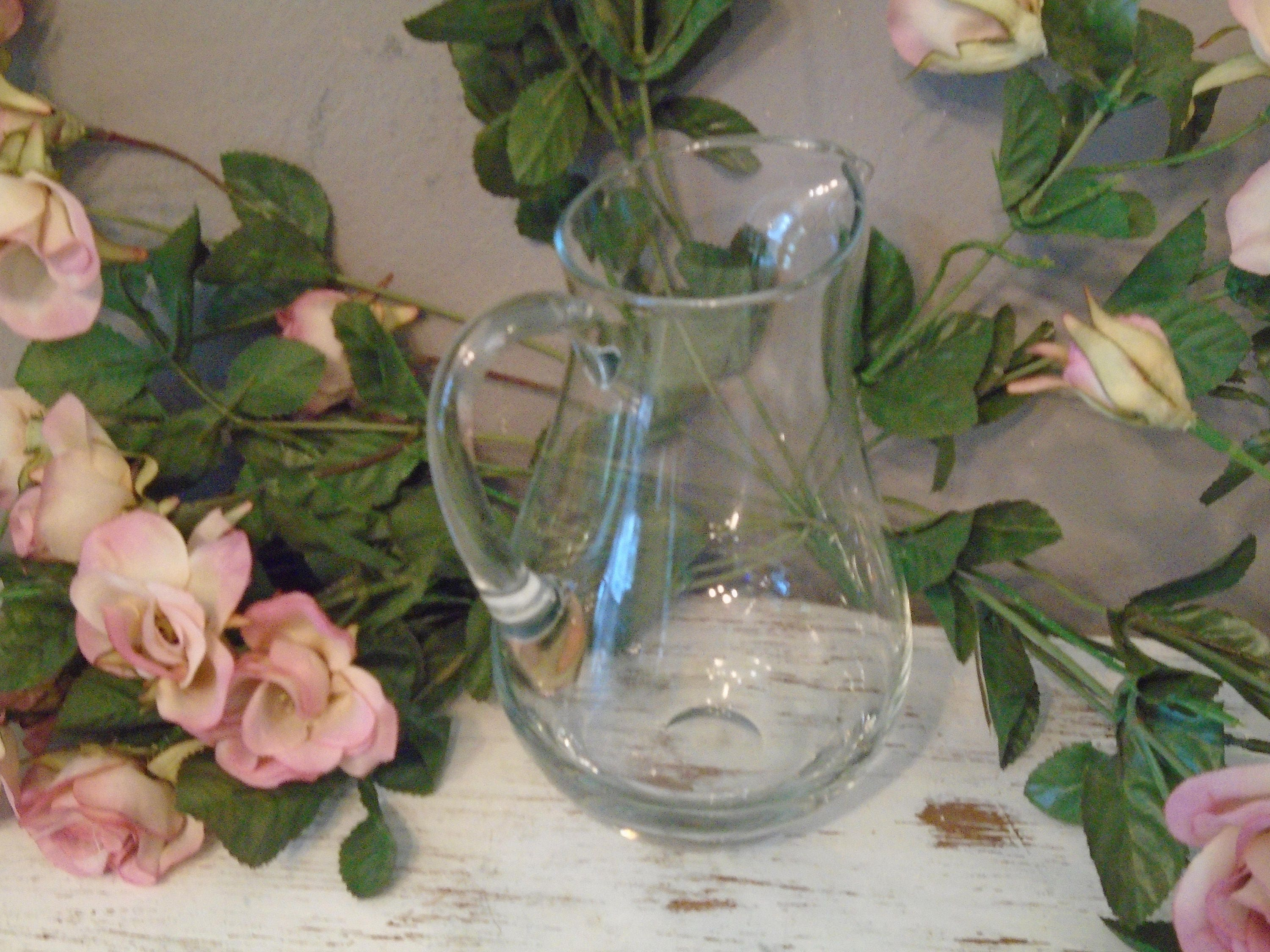 Fine crystal pitcher from krosno made in poland small clear zoom reviewsmspy