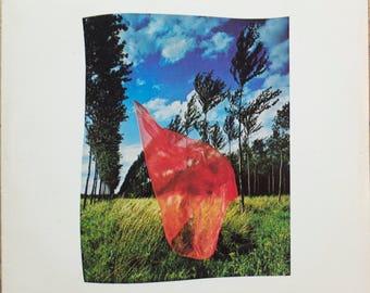 Pink Floyd Wish You Were Here 1975 Prog Rock Original Vintage Vinyl Record Album LP