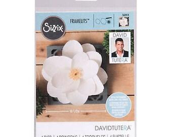 Sizzix Large Magnolia Framelits By David Tutera 562414 Scrapbooking & Paper Craft Supplies