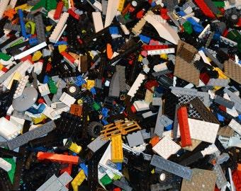 Lego Lot 1000 Random Clean Pieces Pounds Bricks Bulk Used Lot A1