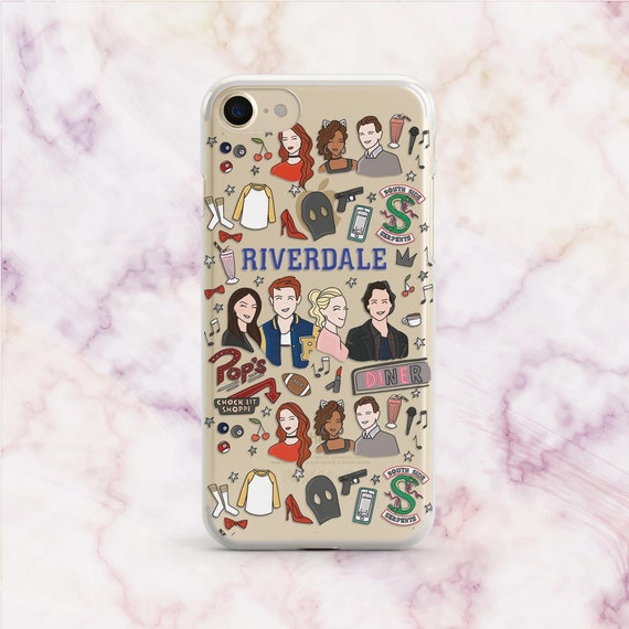 coque riverdale iphone 8