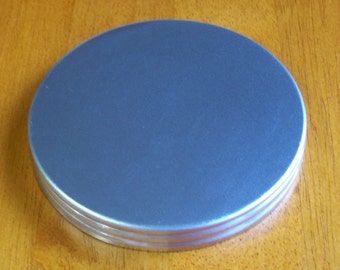 "Replacement 3 7/8"" Hoosier Coffee Wide Mouth Jar Lid"
