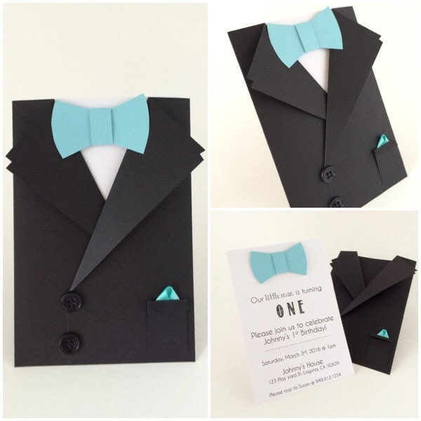 tuxedo template card making selo l ink co