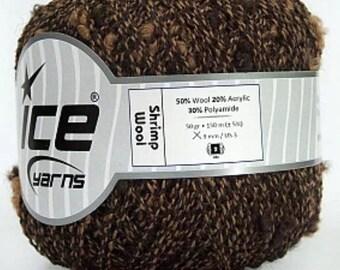 Wool / yarn 150m / 50gr. - 50% wool