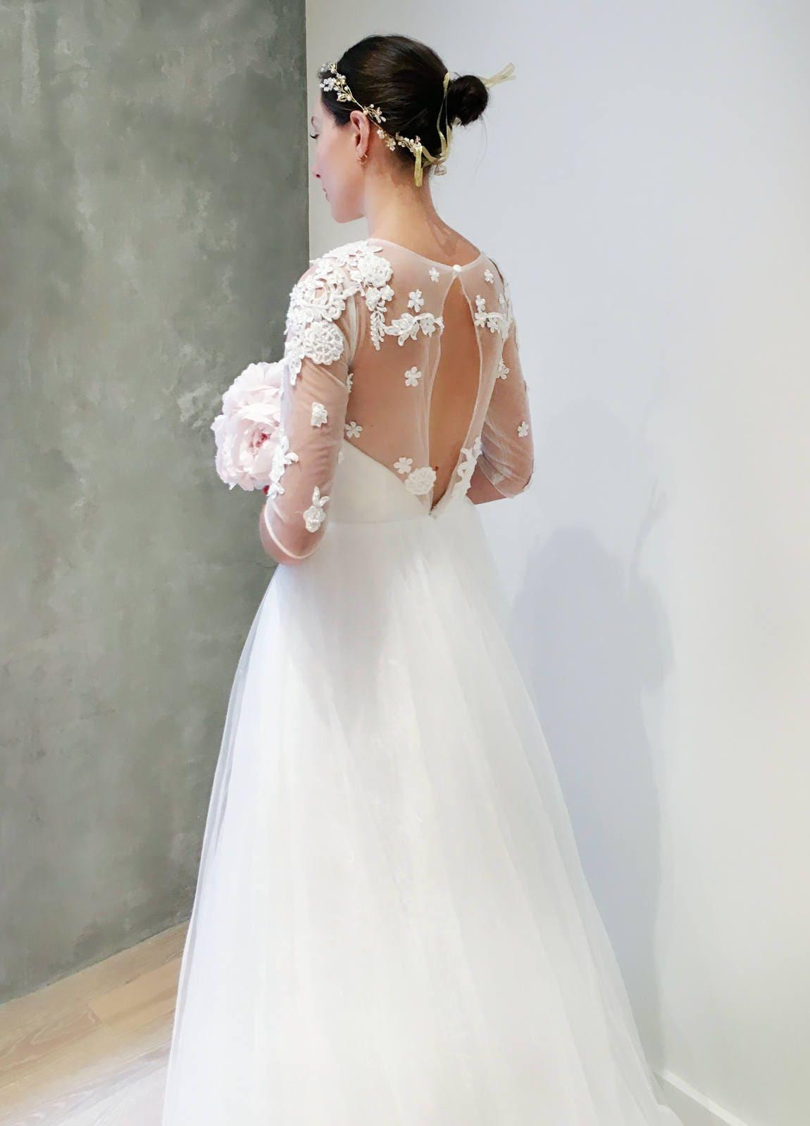 Niedlich Hochzeitskleider Nyc Probe Verkauf Bilder - Hochzeit Kleid ...