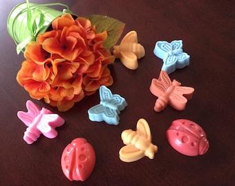 Petits insectes en savon pour les tout-petits / Small Bug Soaps for Kids