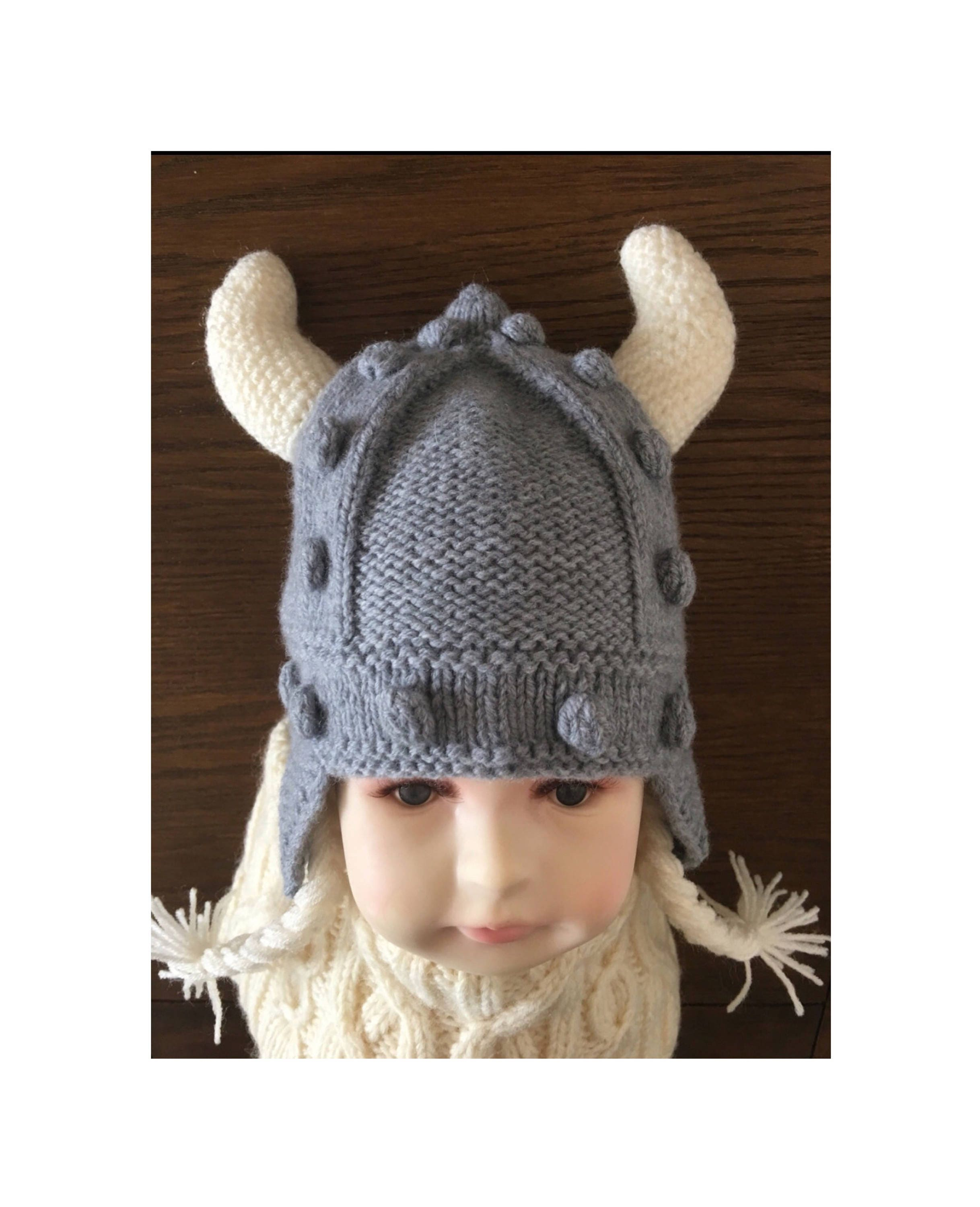 Funny Wooly Hats - Parchment N Lead 478bec3b507