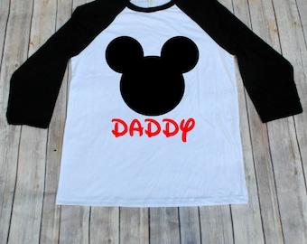 Disney Shirt, Family Disney Shirts, Disney Family Shirts, Mickey Shirt, Adult Disney Shirts, Minnie Shirts, Mickey Raglan, Disney Raglan