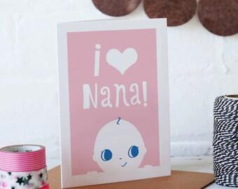 New Grandparent Personalised Card