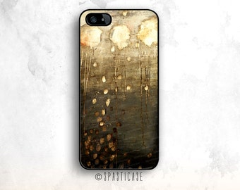 Black and Gold iPhone 6S Case, iPhone 6 Case, iPhone 5 Case, Gold iPhone 6 Case, iPhone 6 Plus, Black and Gold iPhone SE Case, iPhone 5C
