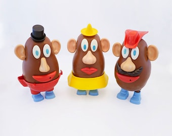 Vintage Mr. and Mrs. Potato Head
