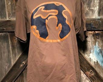 Michigan Tee Shirt Sz L