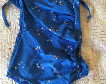 80's vintage swimsuit size S