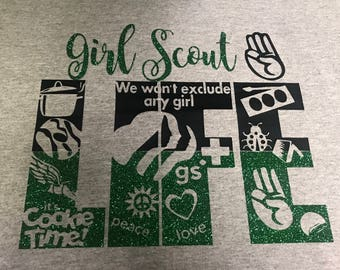 Girlscout Life Shirt
