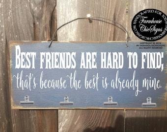 best friends, best friend gift, gift for friend, best friend birthday gift, best friend Christmas gift, best friend picture frame, 23