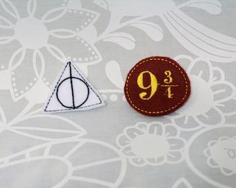 Wizard World Pin for Stuffed Animal