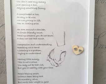 Personalised poetry for all occasions