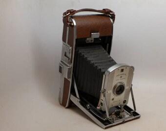 Vintage Polaroid Land Camera - Model 95 Camera - Photography Equipment - Vintage Camera - Film Camera