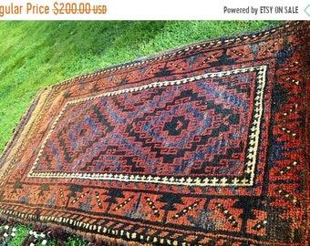 41% OFF FLAT SALE Antique Afghan Baluch Balisht cushion cover