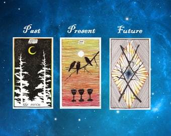 Past, Present, Future - The Wild Unknown