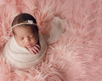 Newborn wrap set/newborn knit wrap/wrap photo prop/newborn stretch wrap/Newborn Photography Prop/Baby Props/newborn prop/Newborn photo prop/
