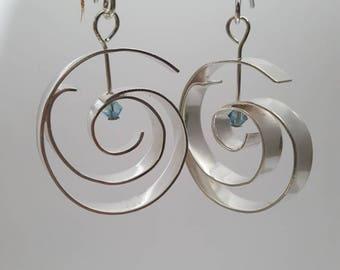 Tsunami Earrings