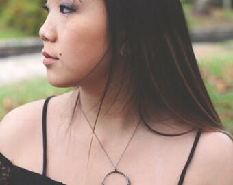 Ouroboros Necklace