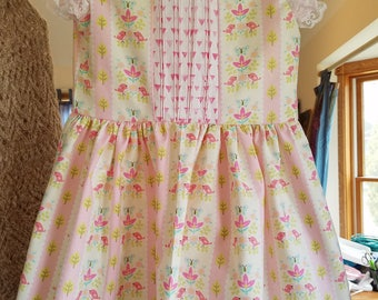 Spring girls dress