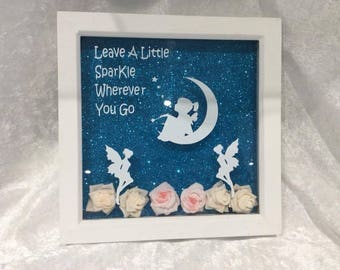 Fairy decorative frames with Verse