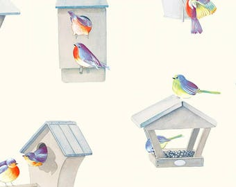 Stoff-Vogel Birdy Thévenon