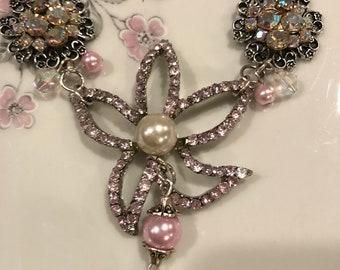 Vintage Sea Star Necklace