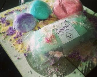 SOAP playdough Fun for kids