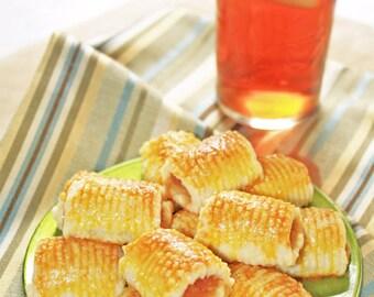 Pineapple Cookie, Pineapple Tart, Nastart - 1 dozen