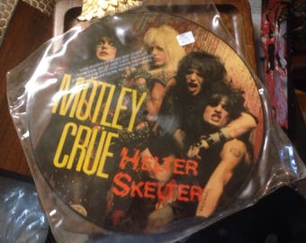 Motley Crue Helter Skelter Record