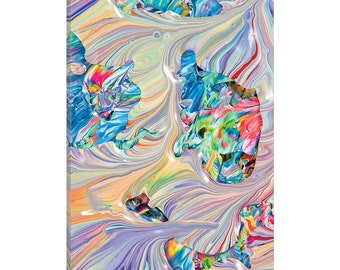 iCanvas Untitled 18 Gallery Wrapped Canvas Art Print by Mark Lovejoy