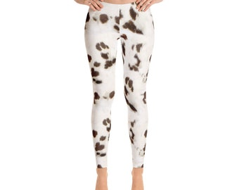 Liver Dalmatian Leggings