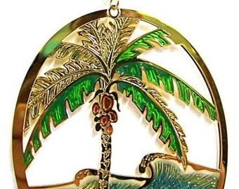 Palm Tree Ornament