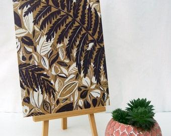 Fern leaf A4 art print