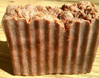 4.5oz FUDGE BROWNIE SOAP