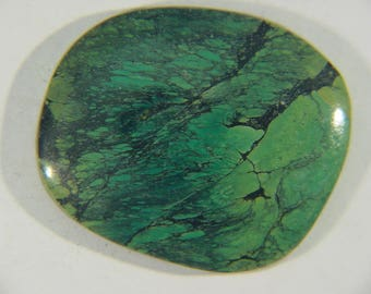 Genuine Natural Chinese Turquoise Lapidary Freeform Cabochon 9505C