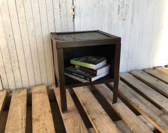 Small piece of furniture all steel