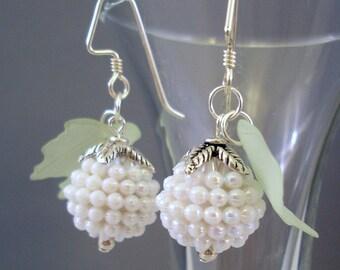 Snow Berries Earrings