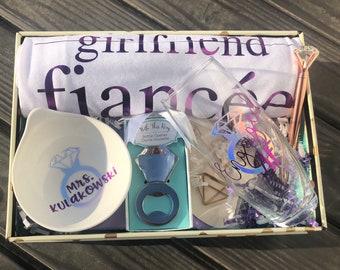 Engagement Bridal Gift Box