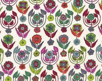 Liberty Fabric Tana Lawn Fat Quarter Droxford A