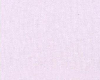 Robert Kaufman Essex Orchid   Essex Collection   Solid Light Purple   Linen and Cotton Blend   SKU: E014-1266